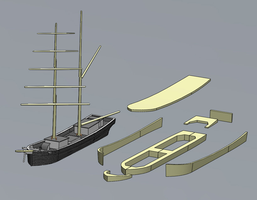 hur bygger man en båt